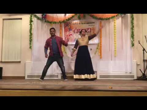 SATA UGADHI 2018 couple dance