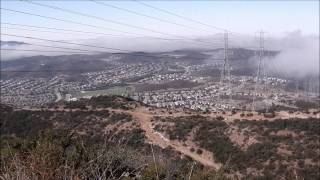 Edison Road Trail up Conejo Mountain in Newbury Park