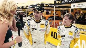 Sarah fragt T. Broda und M. Danielsen - ADAC Opel Rallye Cup