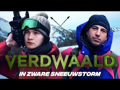 KALVIJN & JAY STRIJDEN IN ZWARE SNEEUWSTORM | VERDWAALD - Concentrate BOLD