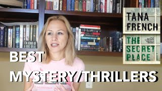 BEST MYSTERY THRILLERS