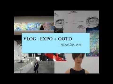 VLOG| Exposition Palais de Tokyo + OOTD
