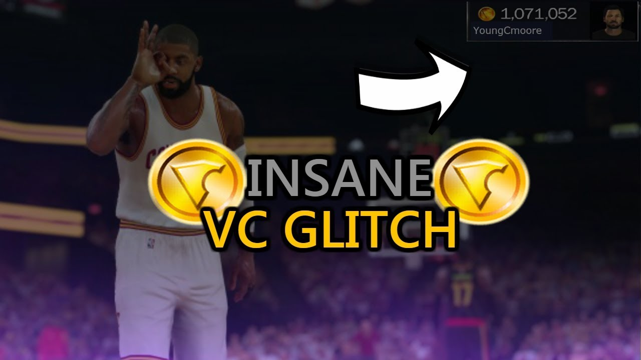 how to get easy vc in nba 2k17