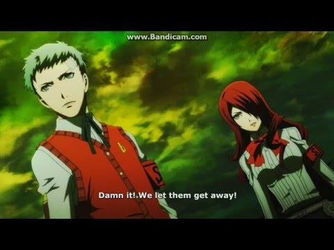 Best part of persona 3 the movie falling down