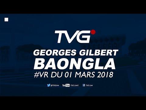 Le président des Républicain Georges Gilbert BAONGLA sur VOICE Radio