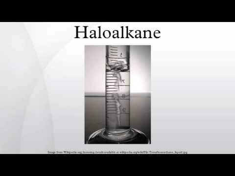 Haloalkane