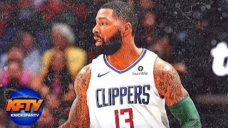 BREAKING New York Knicks News: Marcus Morris Traded To The Clippers!| Caller Reactions
