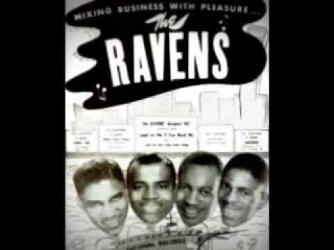 """THE RAVENS - """"COUNT EVERY STAR""""  (1950)"""