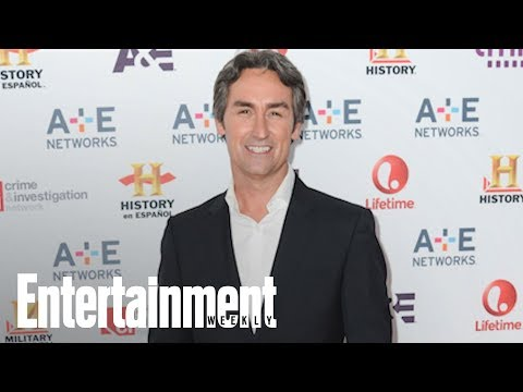 'NCIS' Casts Star Of 'American Pickers' Mike Wolfe | News Flash | Entertainment Weekly