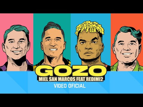 GOZO - Miel San Marcos Ft Redimi2 - Video Oficial