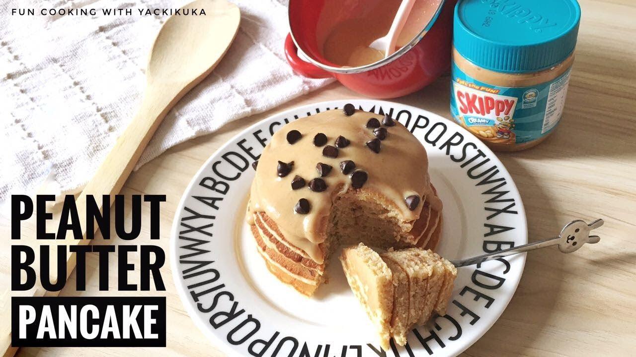 SKIPPY® Peanut Butter FLUFFY PANCAKE