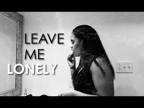 Leave Me Lonely - Ariana Grande (feat. Macy Gray) | Sidonia Daniella Cover