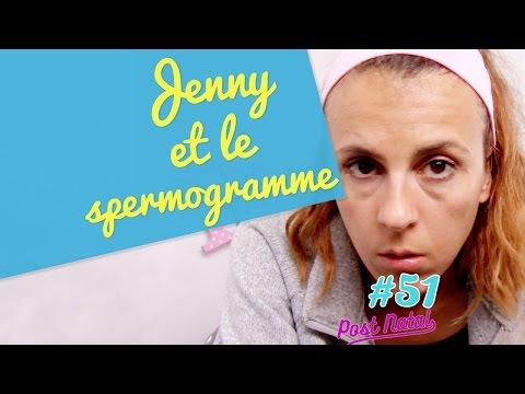 JENNY ET LE SPERMOGRAMME - Post Natal #51-