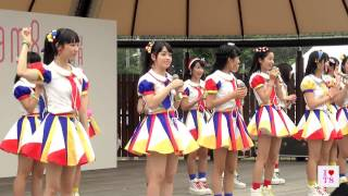 AKB48の次世代を担う新チーム、チーム8メンバー16名のライブパフォーマンス動画です。2014年7月12日13日に行なわれたイベント『第64回前橋七夕まつり』前橋公園内 ...
