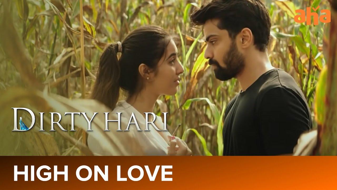 Download High on Love ❤️ | Dirty Hari | MS Raju | Watch on AHA
