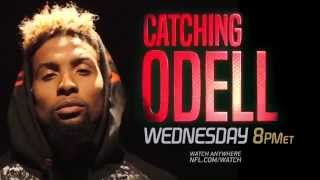 Catching Odell Beckham Jr. | Wednesday at 8pm ET |...