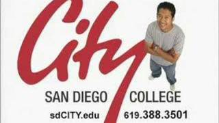 San Diego City College Commercial