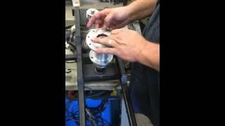 SCAT 1 Propeller Hub Bearing Replacement