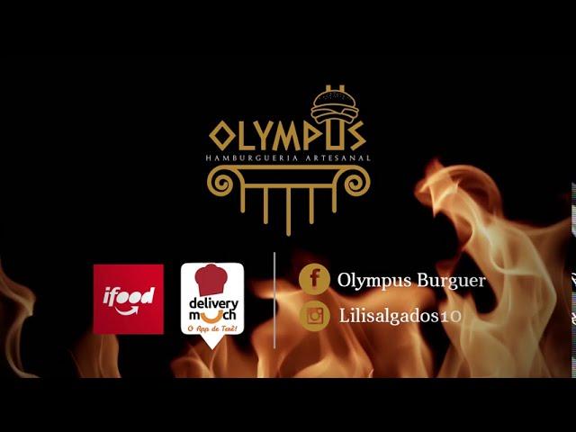 Vídeo Hamburgueria Olympus.