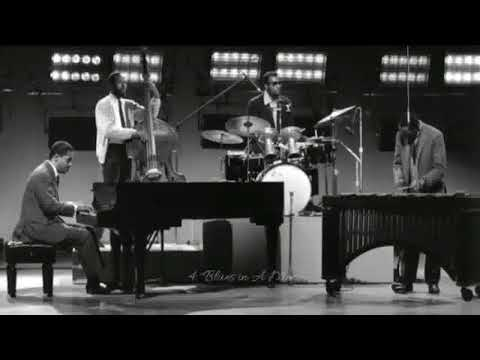 The Modern Jazz Quartet  -  Blues On Bach (full Album )1974