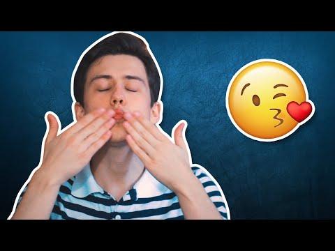 Как правильно целоваться? Советы по Поцелуям!