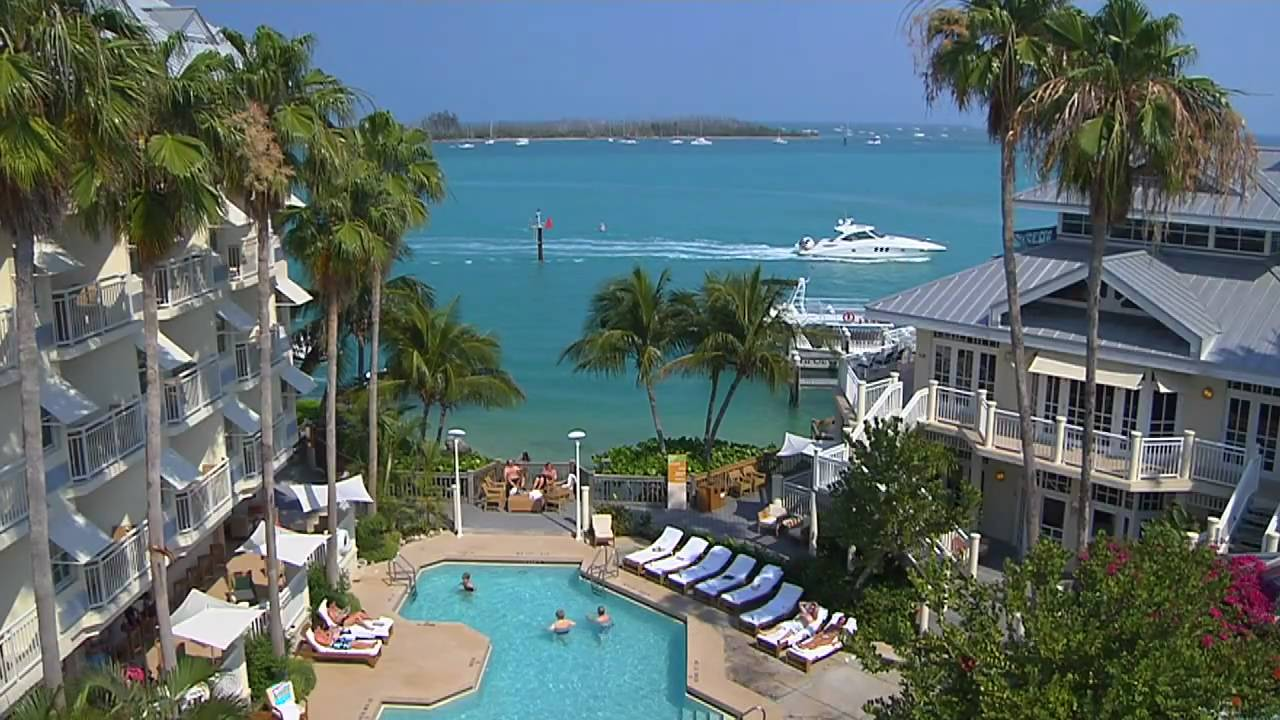 key west fl resort - hyatt key west resort and spa® - youtube