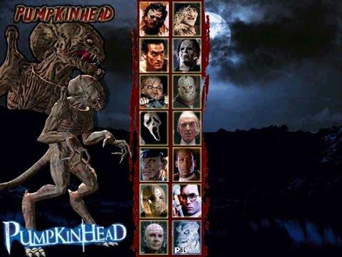 14 Pumpkinhead Terrordrome Modo Historia