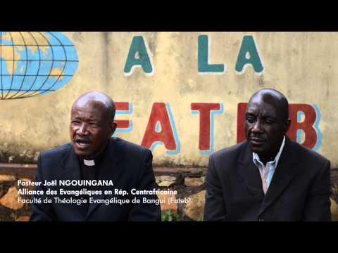 Bangui Centrafrique, RCA - Film