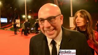 Notti magiche, red carpet del nuovo film di Paolo Virzì alla Festa del Cinema di Roma