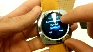 видео Smart Watch X3