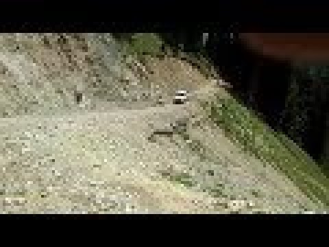 World Dangerous  Track Kumrat Valley   Tourism Pakistan