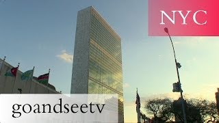 United Nations/UN Headquarters Tour - Security Council/General Assembly - New York City Travel Guide thumbnail
