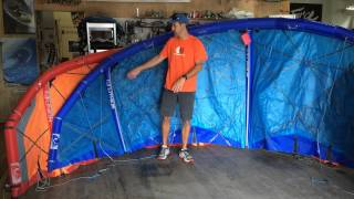2016 Airush Lithium Review Youtube