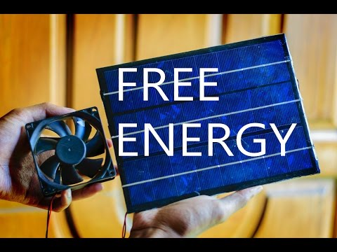 How to Generate Electricity using Solar Power at your home (HD)