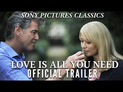 Love Is All You Need | Official Trailer HD (2013)