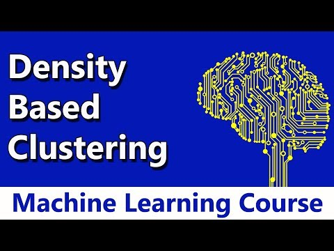 Machine Learning #75 Density Based Clustering