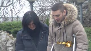 Darko Lazic - Prvi snimljen hod na stakama