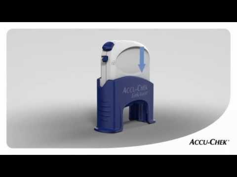 (NL) Accu Chek FlexLink Infusion Set - Makkelijk en automatisch in te brengen