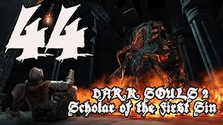 Dark Souls 2 Scholar of the First Sin - Walkthrough Part 44: Memory of Vammar
