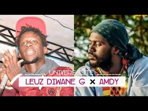 Leuz Diwane G Feat Amdy - Univers Cité