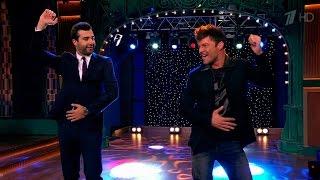Вечерний Ургант. Тряхнем стариной - Рики Мартин / Ricky Martin (19.09.2016)