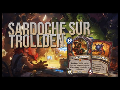 """Having BIG BALLZ on Hearthstone - Pro Juggernaut Mecanics"" by Sardoche"