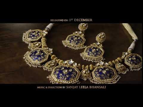 TanishqxPadmavati - Stunning jewellery crafted for the film Padmavati