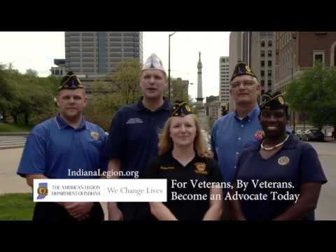 The American Legion, Department Of Indiana, We Change Lives