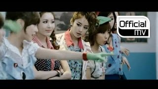 Repeat youtube video T-ARA(티아라) _ Roly Poly(롤리폴리) _ MV