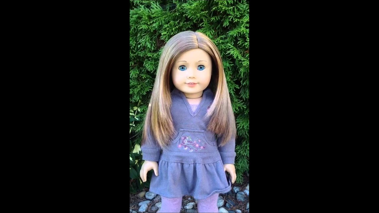 https://i.ytimg.com/vi/afwMQr7VwNU/maxresdefault.jpg American Girl Doll Just Like You 39