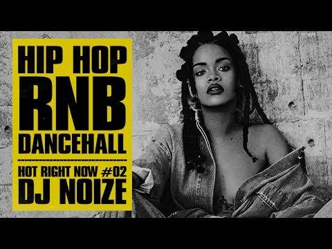 🔥 Hot Right Now #02 |Urban Club Mix June 2017 | New Hip Hop R&B Rap Dancehall Songs |DJ Noize Mix