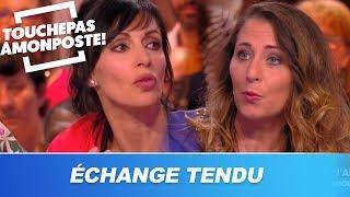 Échange tendu entre Magali Berdah et Géraldine Maillet :
