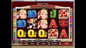 Top Slots - Rhyming Reels - Hearts & Tarts