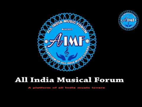 ALL INDIA MUSICAL FORUM (AIMF) TEAM SPIRIT VIDEO 2017